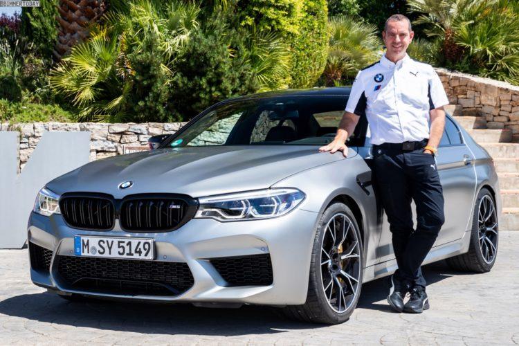 Bmw M5 Competition Frank Van Meel Im Interview Zum Top F90