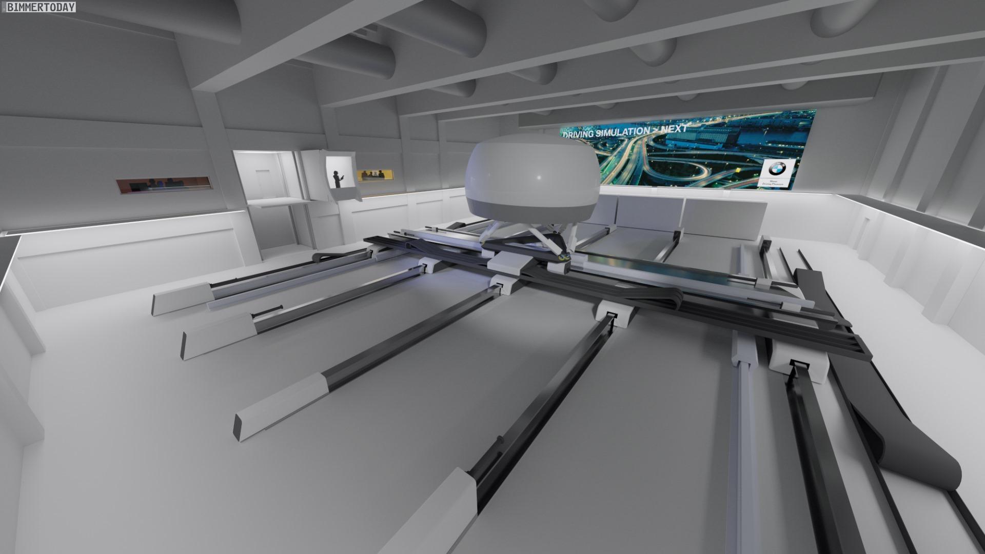 bmw fahrsimulationszentrum in m nchen startet 2020. Black Bedroom Furniture Sets. Home Design Ideas