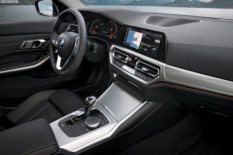 bmw 3er 2019 alle bilder und infos zur neuen limousine g20 allgemein das bmw generation f. Black Bedroom Furniture Sets. Home Design Ideas
