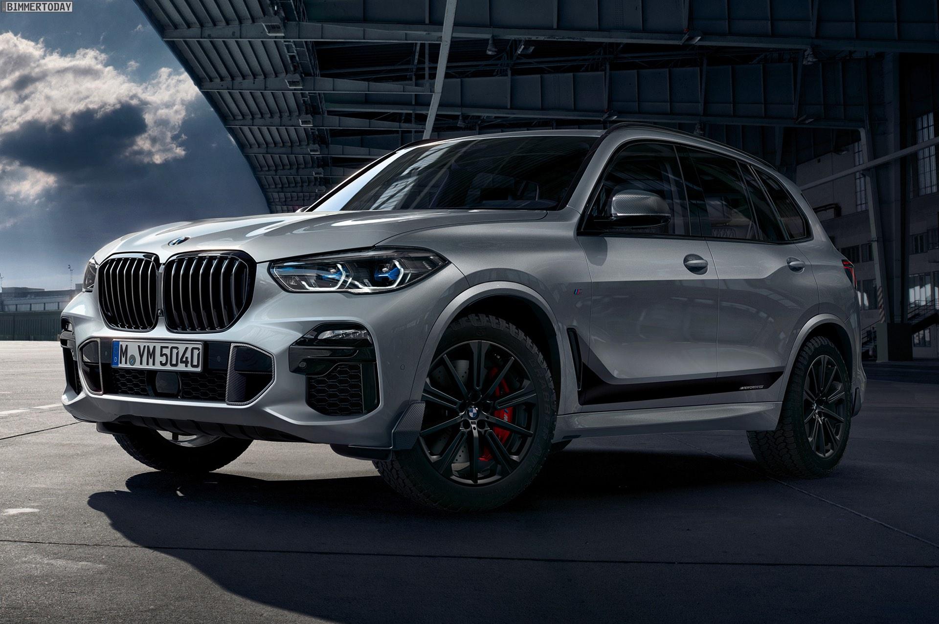 BMW X5 G05: So kommt das M Performance Tuning-Zubehör