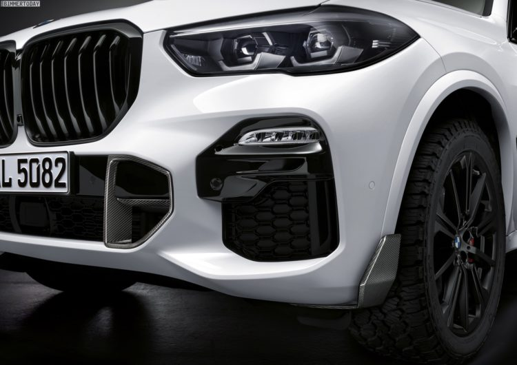 bmw x5 g05 so kommt das m performance tuning zubeh r. Black Bedroom Furniture Sets. Home Design Ideas