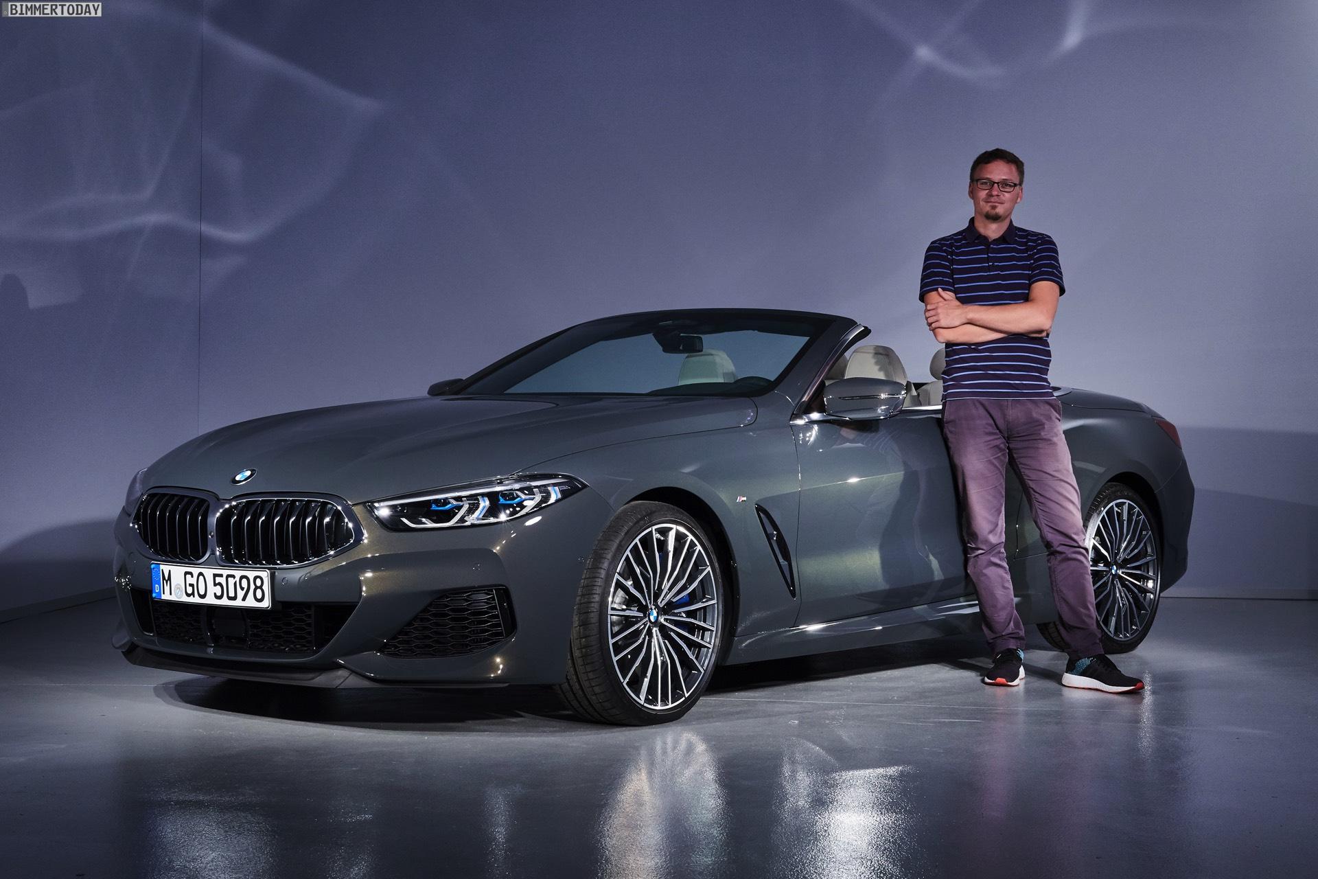 BMW 8er Cabrio: Studio-Fotos zeigen M850i G14 im Detail