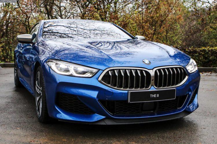 Mehr Fotos: BMW 8er G15 als M850i in Sonic Speed Blue