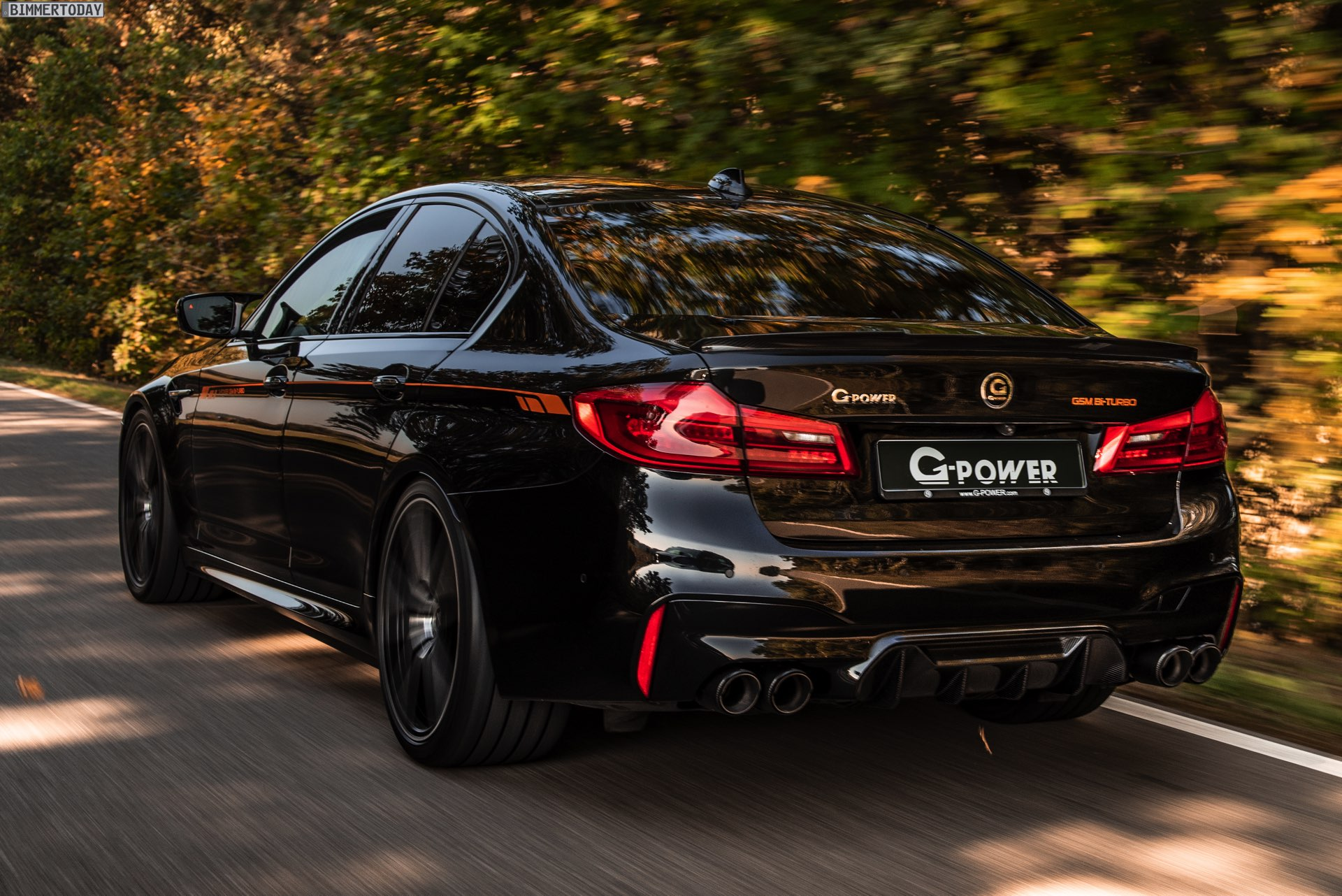 g power bmw m5 f90 tuning bringt 800 ps f r euro. Black Bedroom Furniture Sets. Home Design Ideas