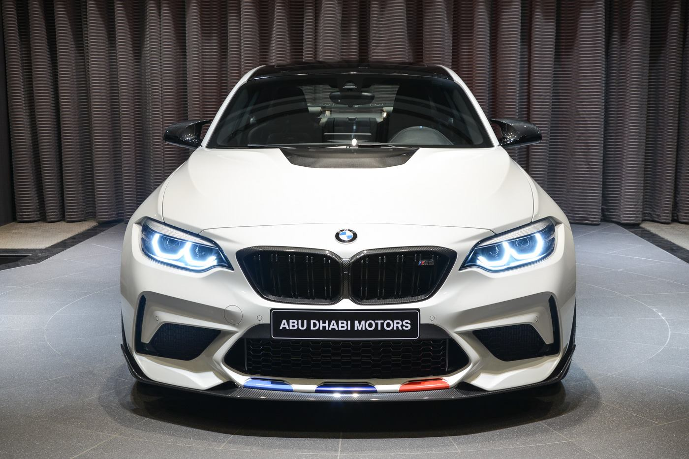 bmw m2 competition carbon teile und m performance tuning. Black Bedroom Furniture Sets. Home Design Ideas