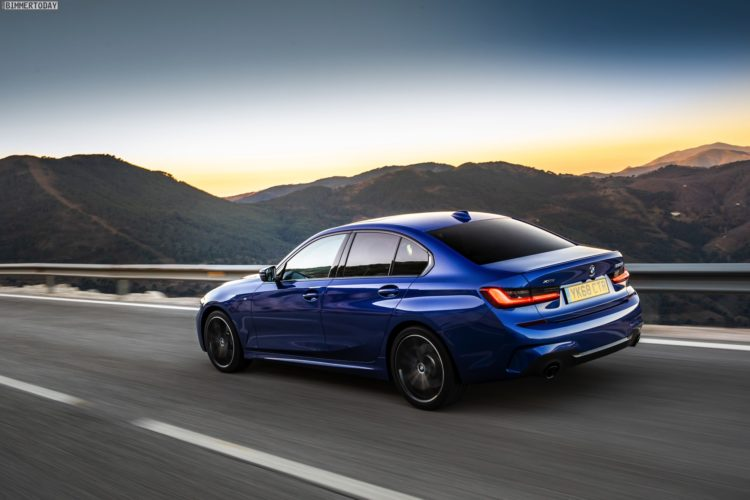 BMW M4 Coupe >> BMW 3er: Fünf neue Antriebe und Individual-Optionen ab Juli