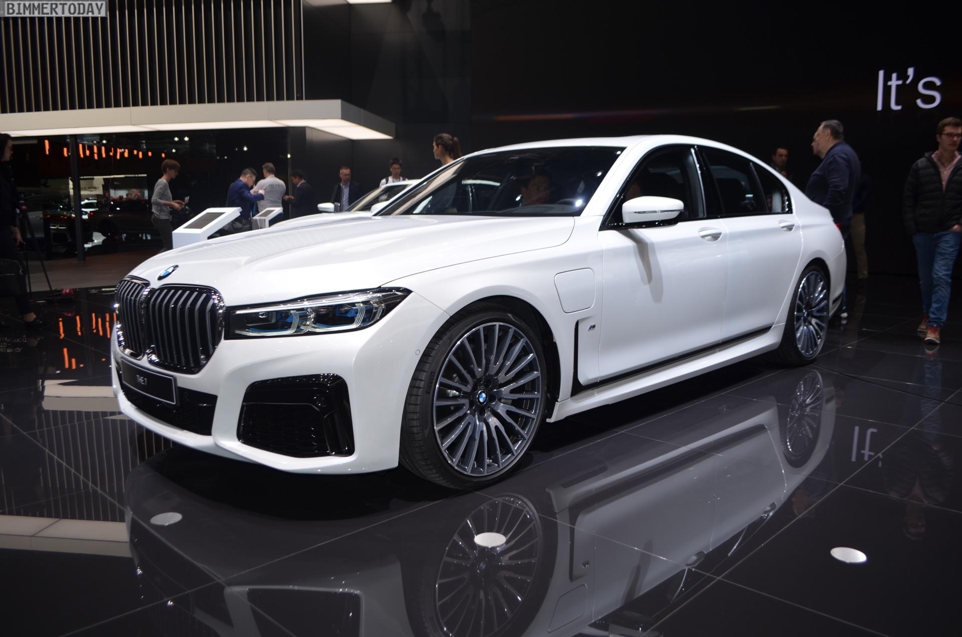 Bmw 7er facelift 2019