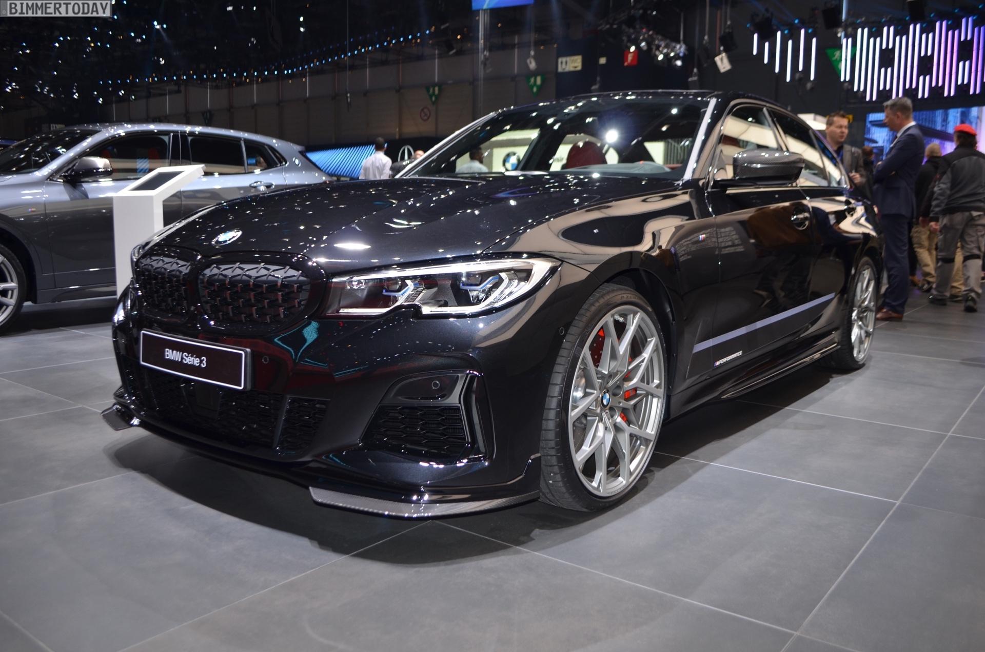 Genf 2019 Bmw M340i G20 Mit M Performance Tuning Zubehor