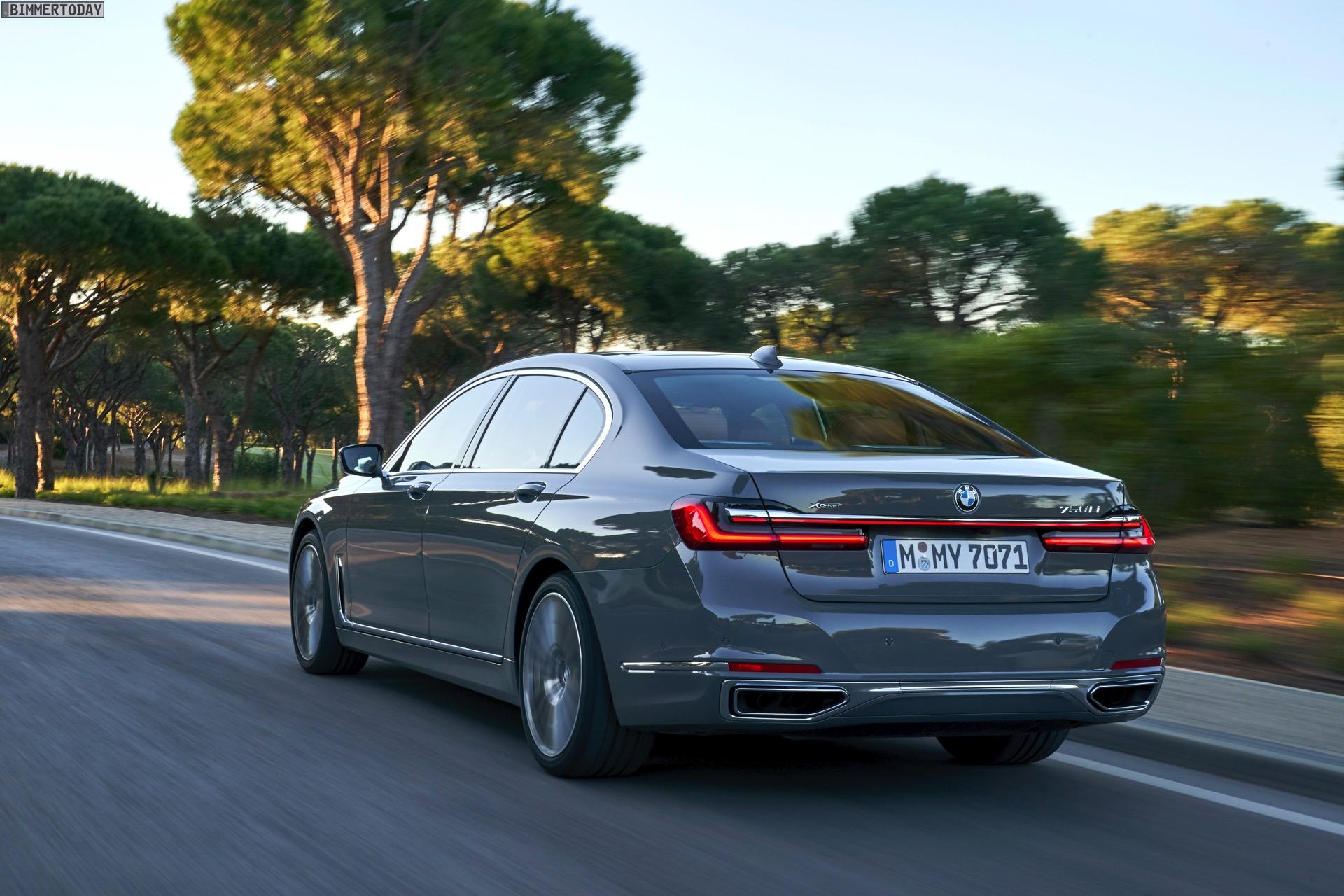 Fahrbericht Bmw 7er Facelift 2019 Pure Excellence Im 750li