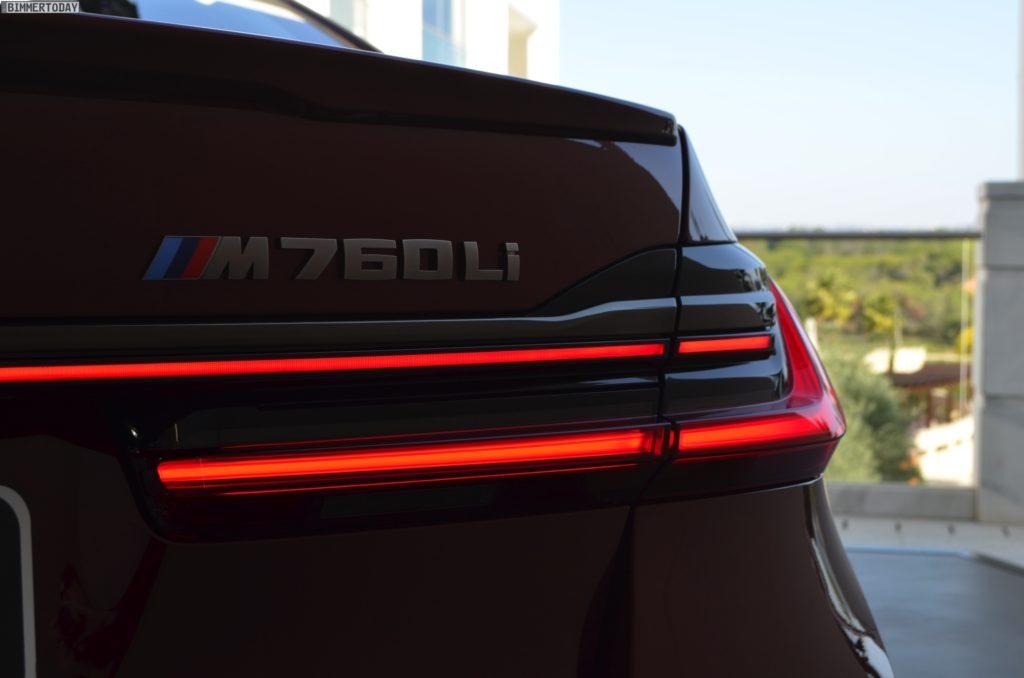 V12 Finale Produktion Des Bmw M760li Wird Noch 2020 Beendet