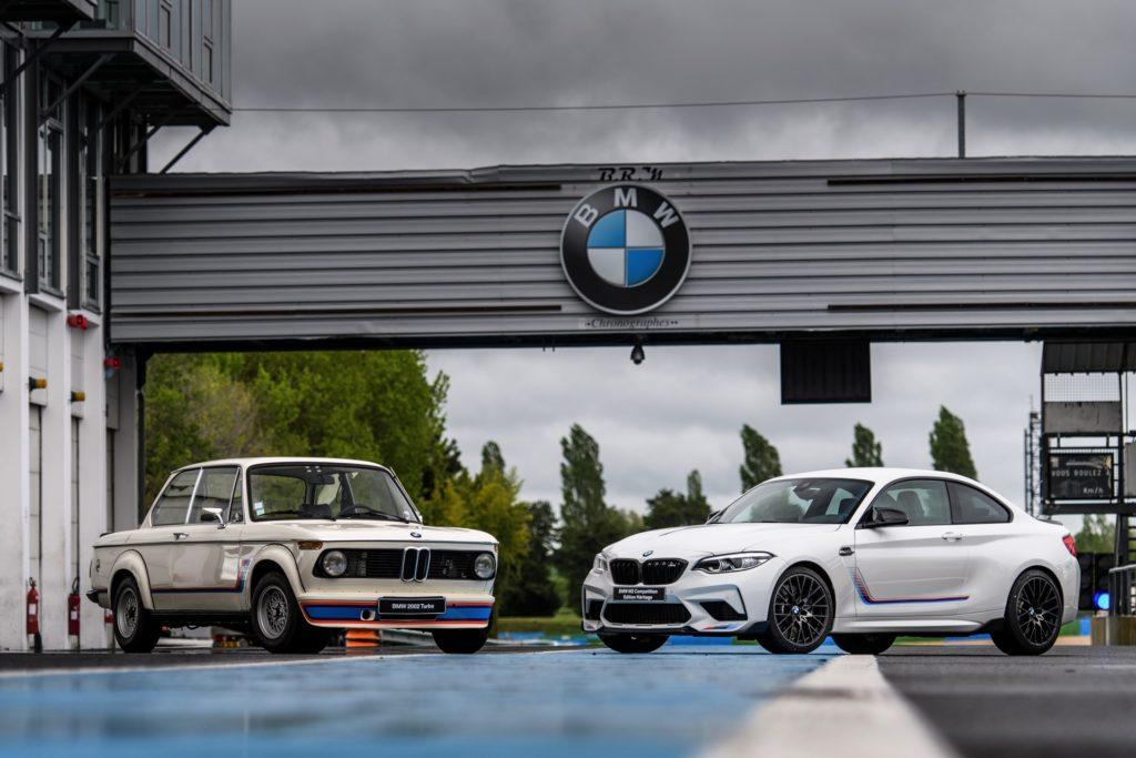 Original BMW Motorsport llavero Heritage