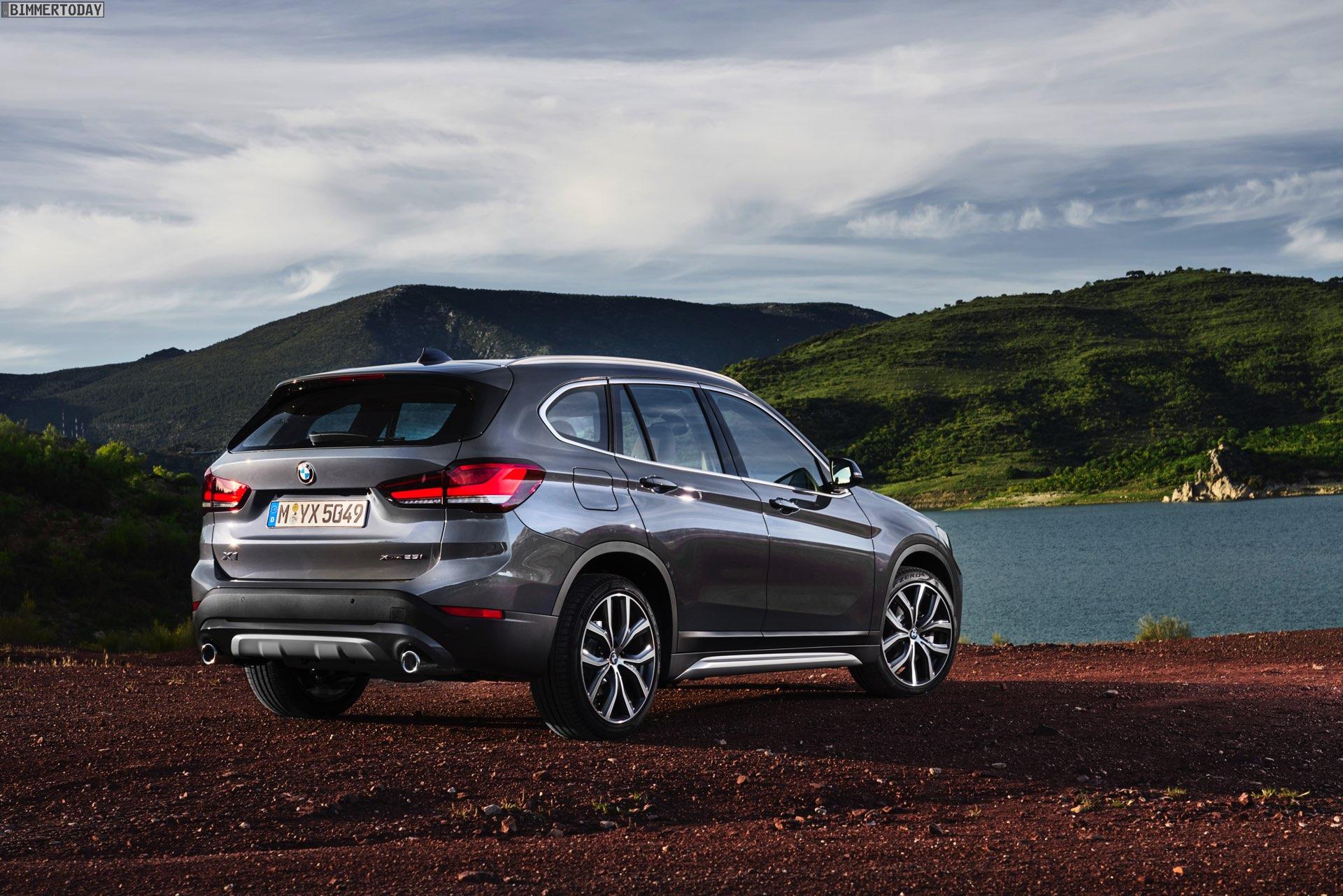 2020 BMW X1 Concept