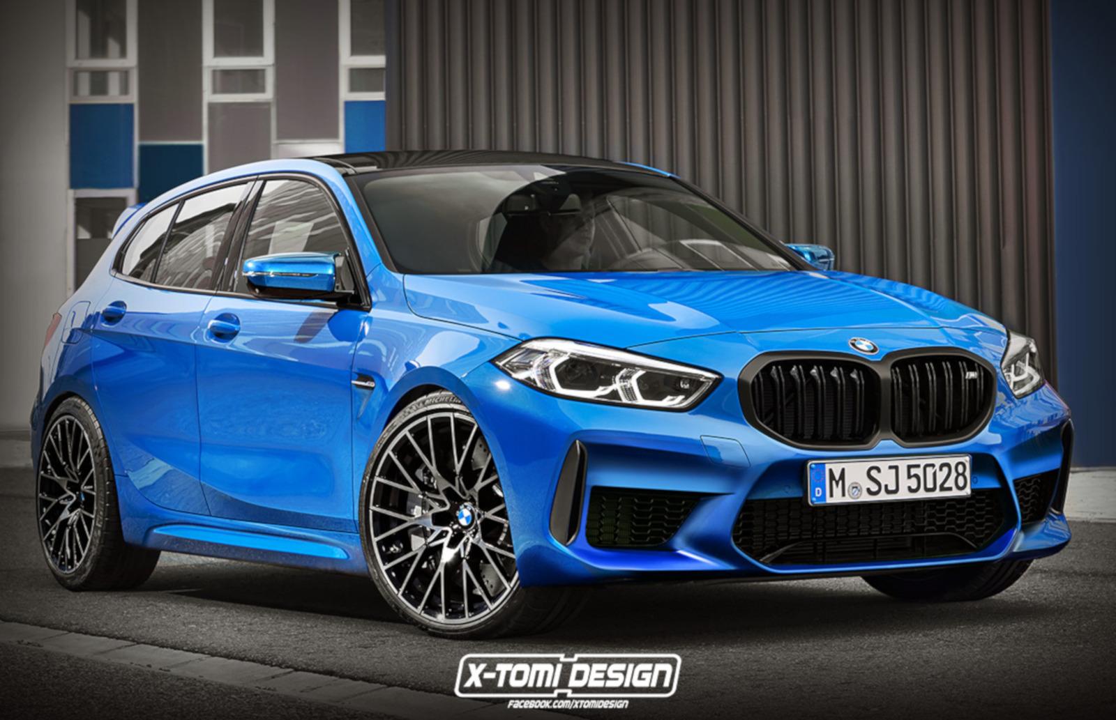 BMW M140i F40: Kommt der Power-1er mit über 400 PS?