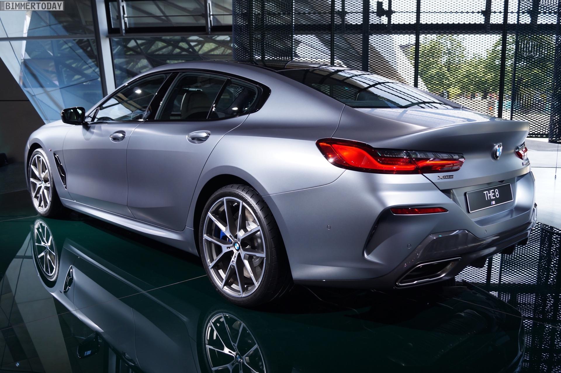 BMW M6 Gran Coupe >> #NextGen 2019: Live-Fotos zum BMW 8er Gran Coupé als M850i