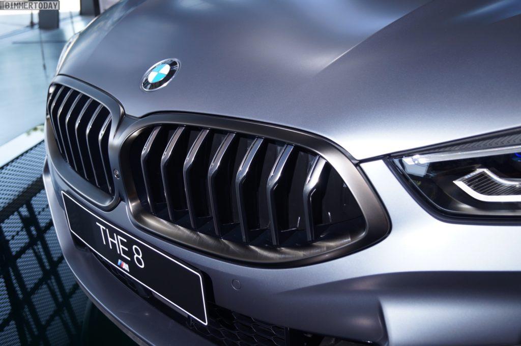 Nextgen 2019 Live Fotos Zum Bmw 8er Gran Coupe Als M850i