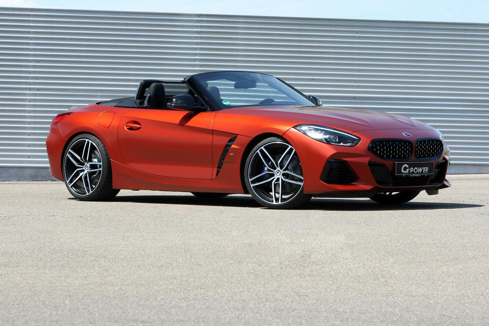 2020 BMW Z4 M Roadster Release Date