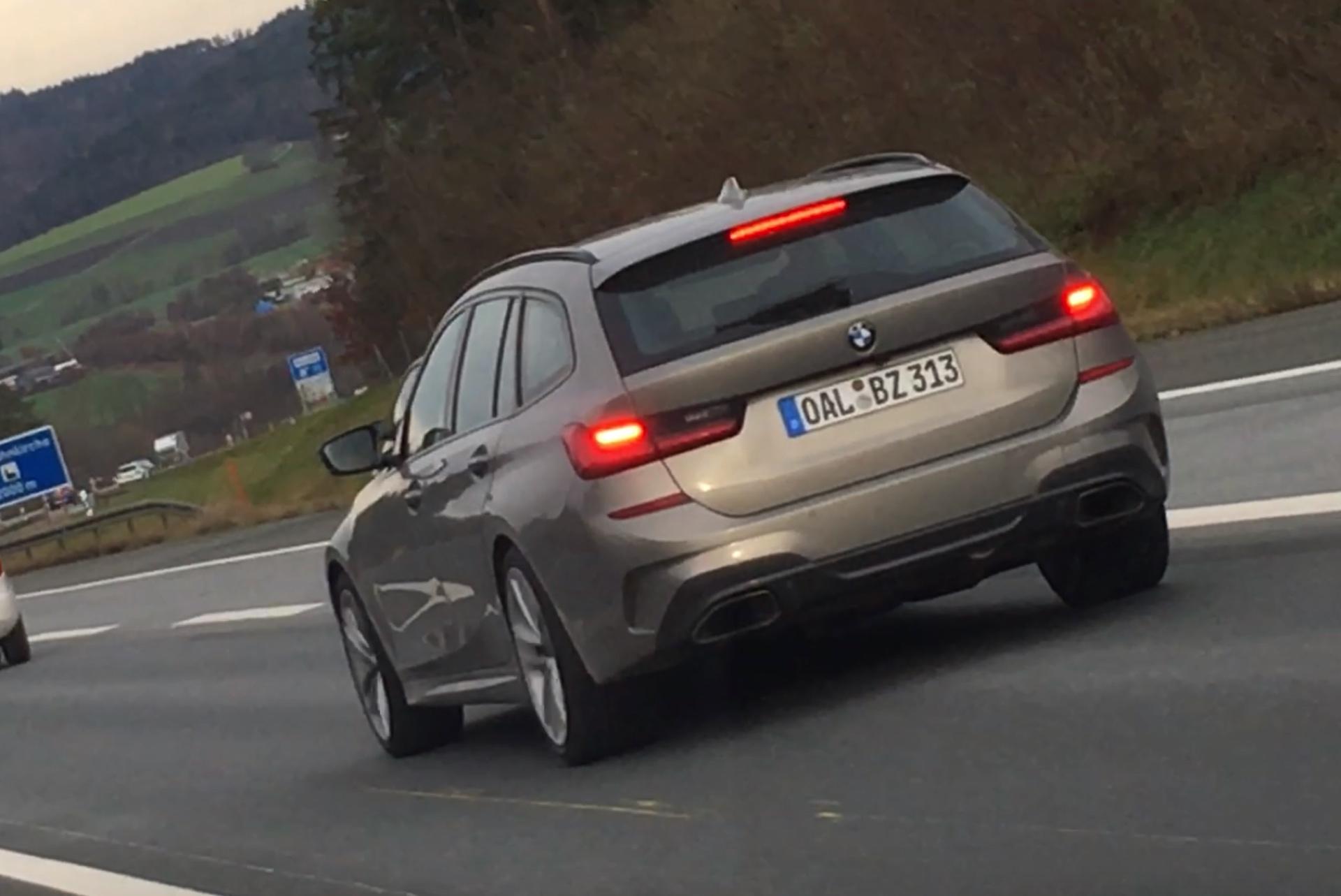 Bmw Alpina B3 Touring G21 Erlk 246 Nig Im Kleid Des M340i