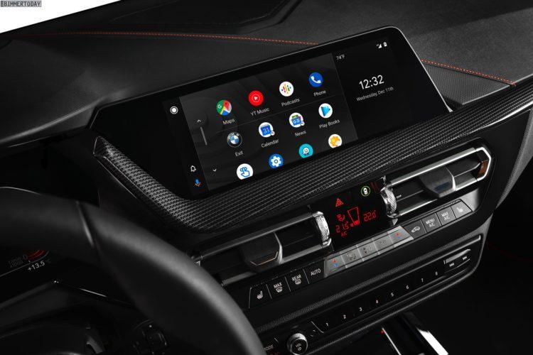 Android Auto Ab Sommer 2020 In Fast Allen Bmw Verfügbar
