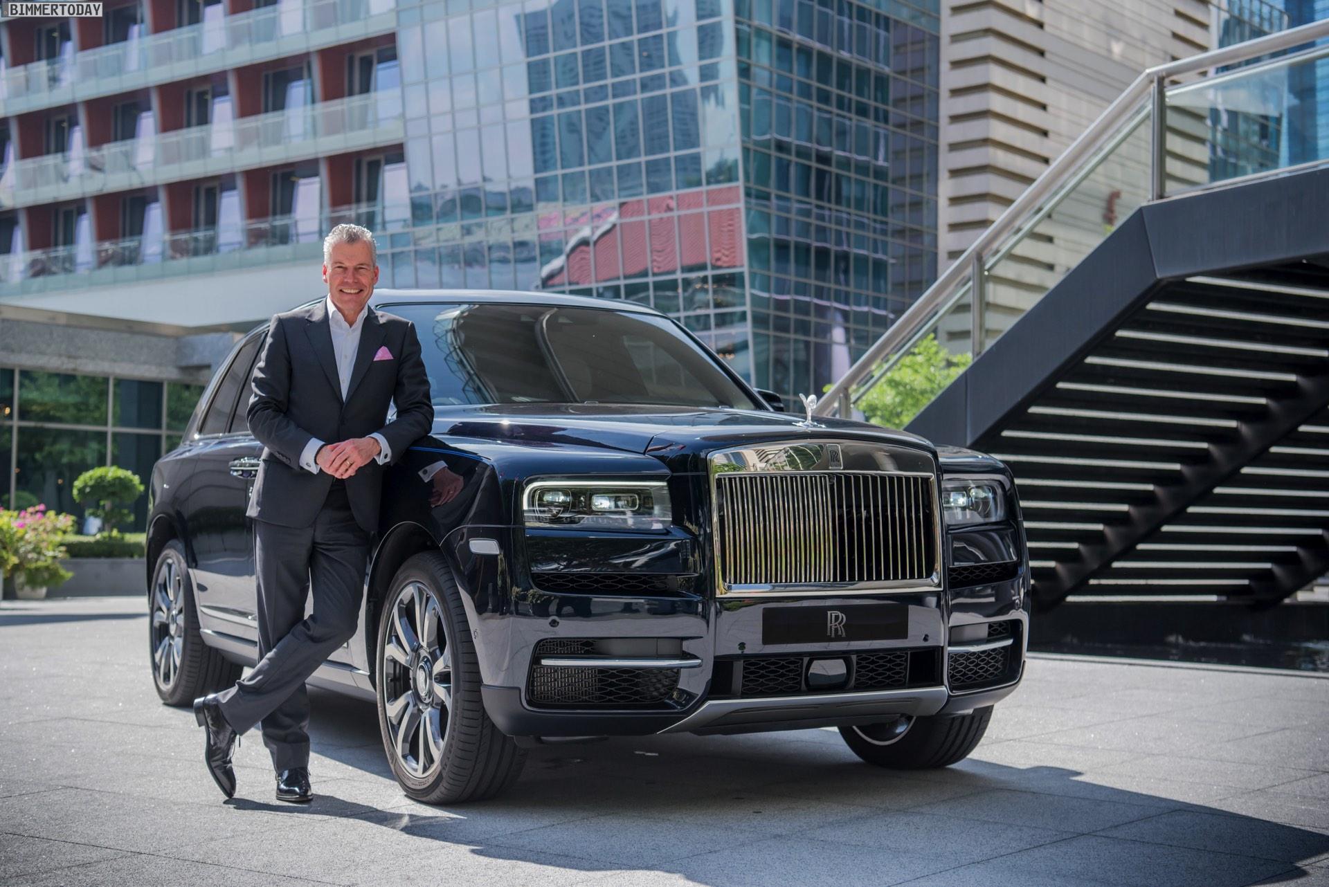 2020 Rolls Royce Phantoms Performance
