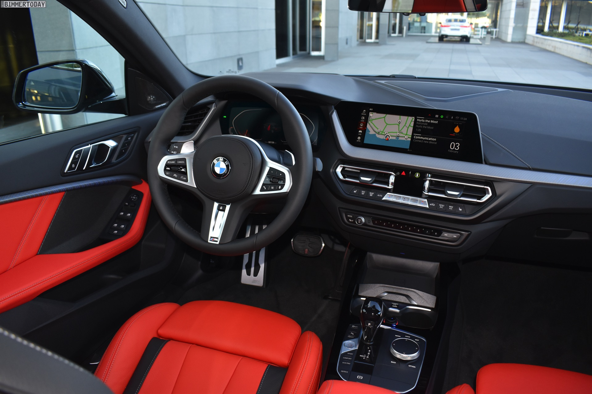 2020 BMW 220D Xdrive Exterior and Interior