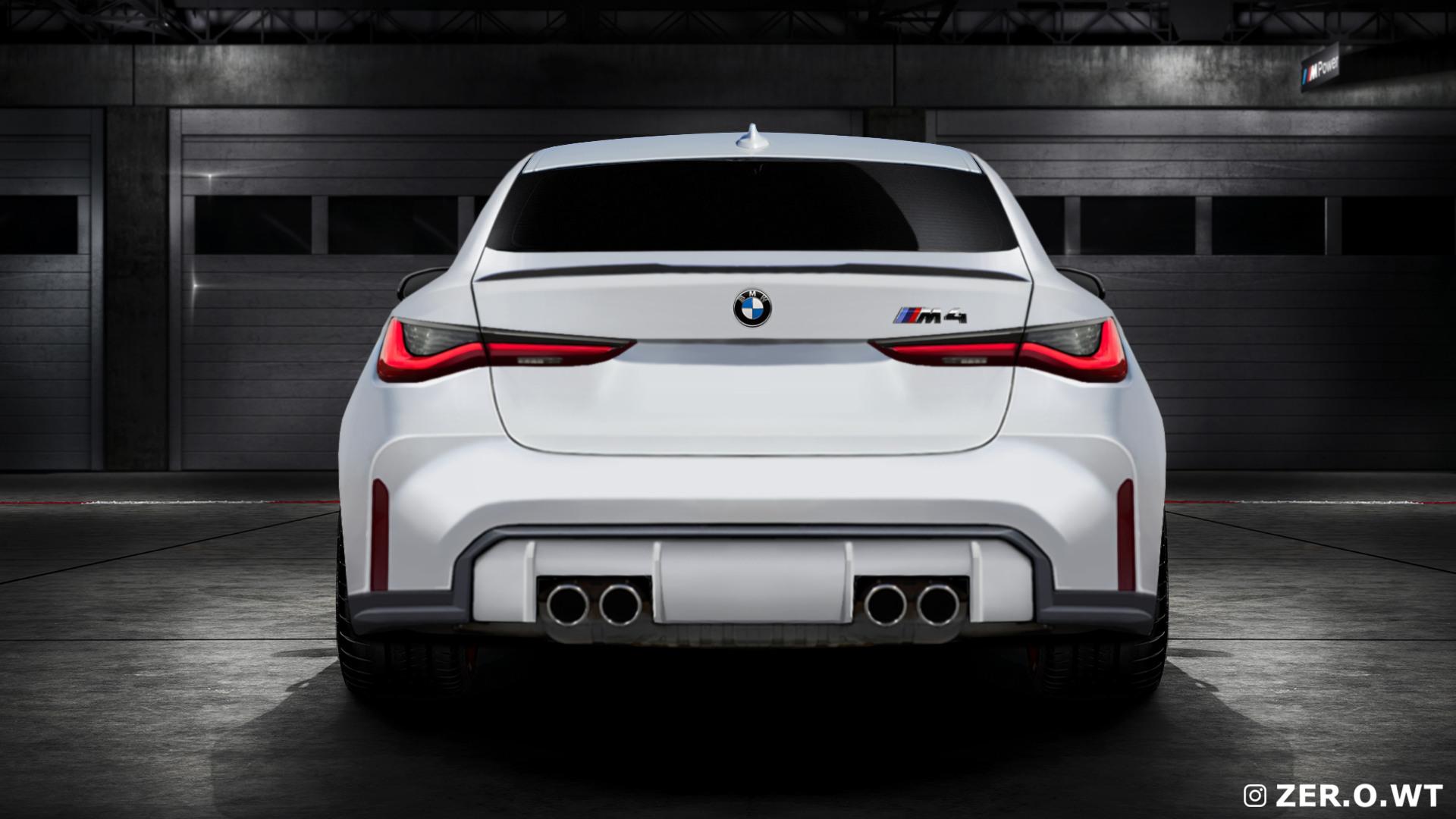 2020 BMW M4 First Drive