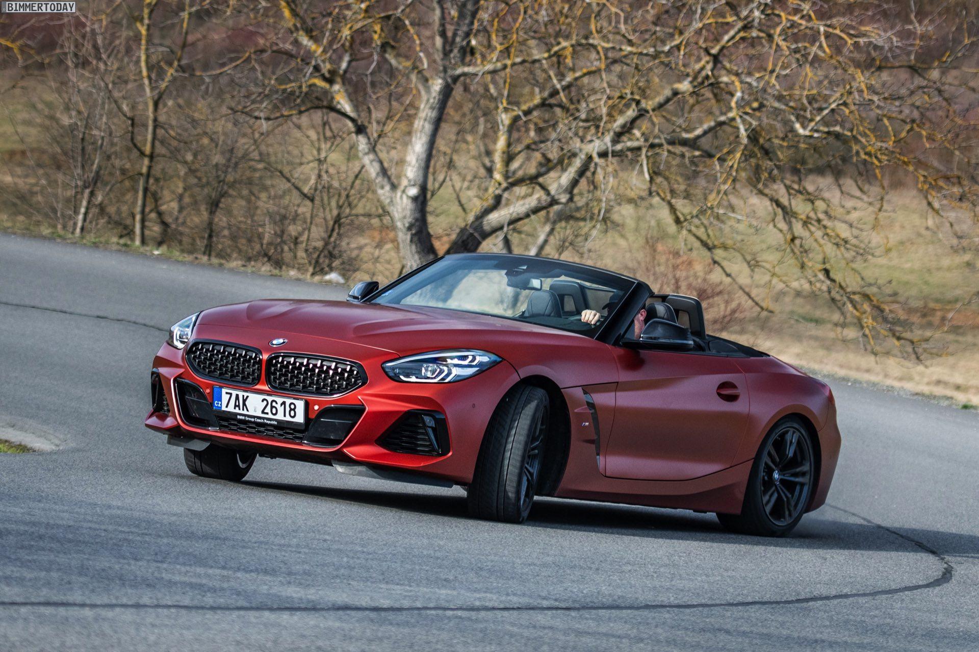 2020 BMW Z4 Concept
