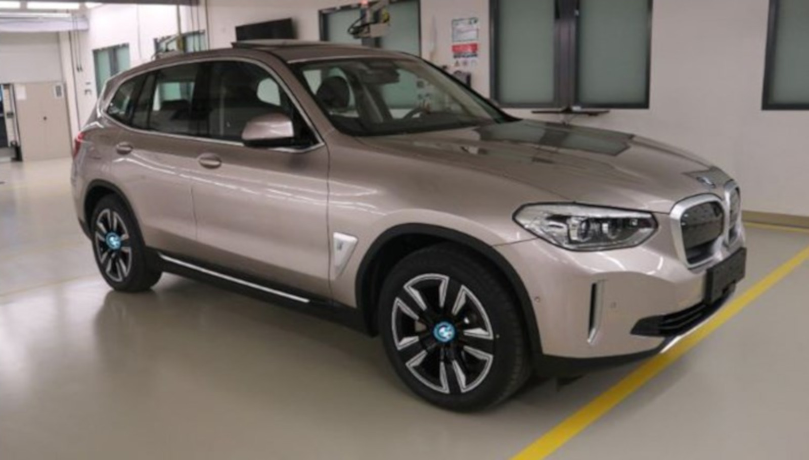 2020 BMW X3 Spesification
