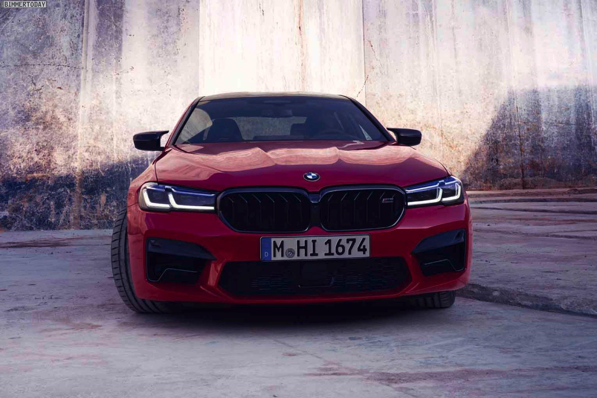 Bmw M5 Facelift 2020 Alle Bilder Und Infos Zum F90 Lci