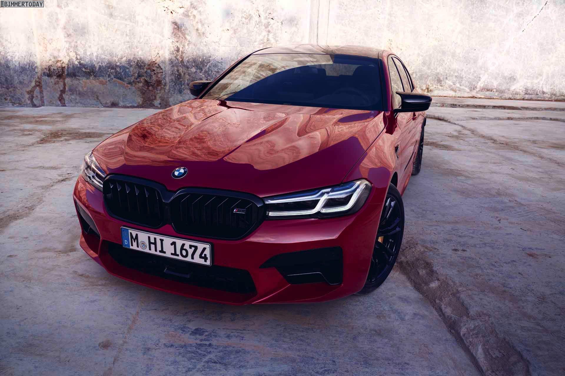 2020 BMW M5 Specs