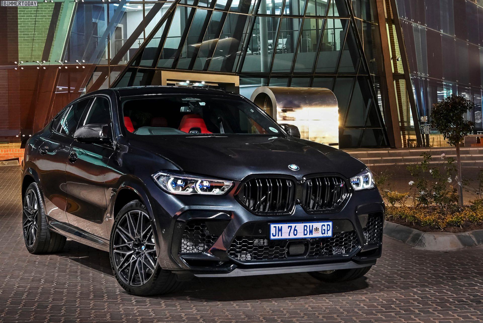 2020 BMW X6 Release