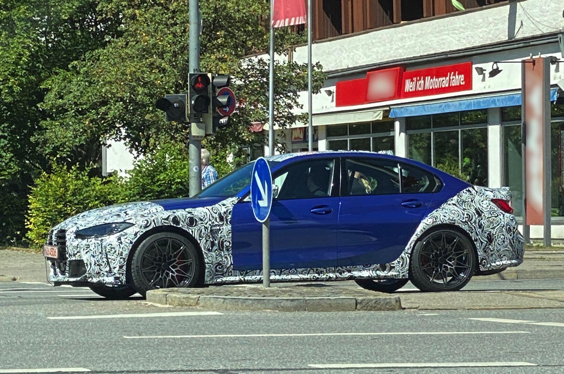2020 - [BMW] M3/M4 - Page 18 2021-BMW-M3-G80-Erlkoenig-muc_f40