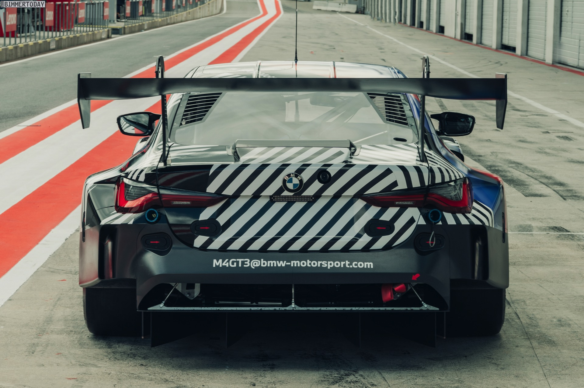 Neue DTM 2021: Weitere Bühne für den BMW M4 GT3?
