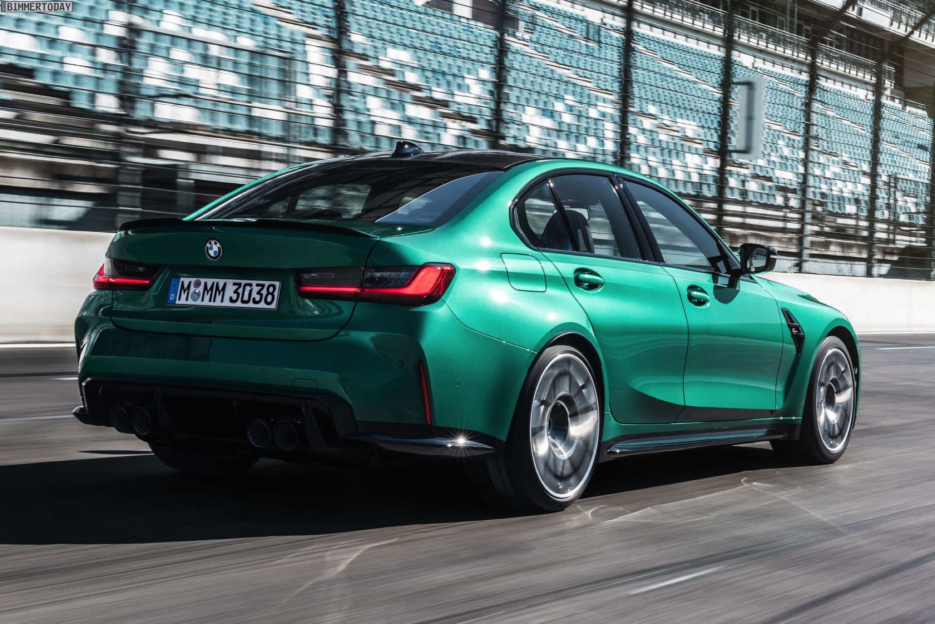 BMW M3 2021 mit 480 bis 510 PS: Alle Bilder & Infos zum G80