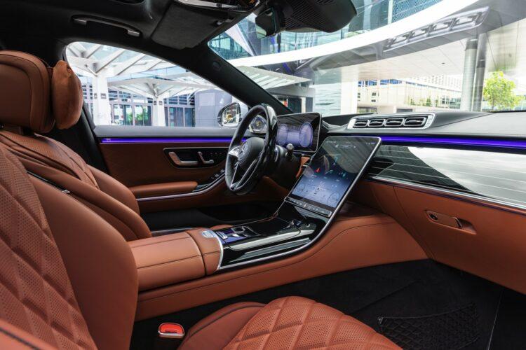 Mercedes C-Klasse 2021: Leak des BMW 3er-Gegners W206?