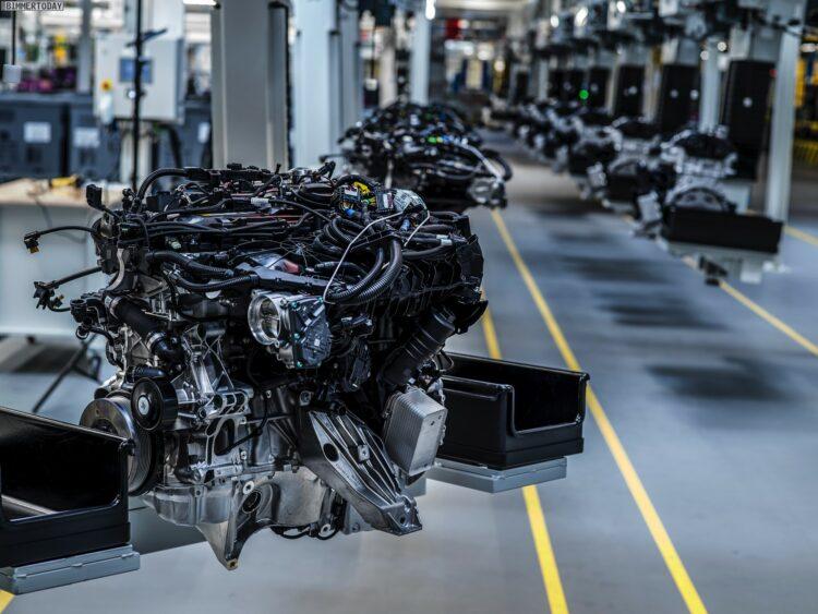 BMW Werk Steyr Motoren Produktion Benziner 04