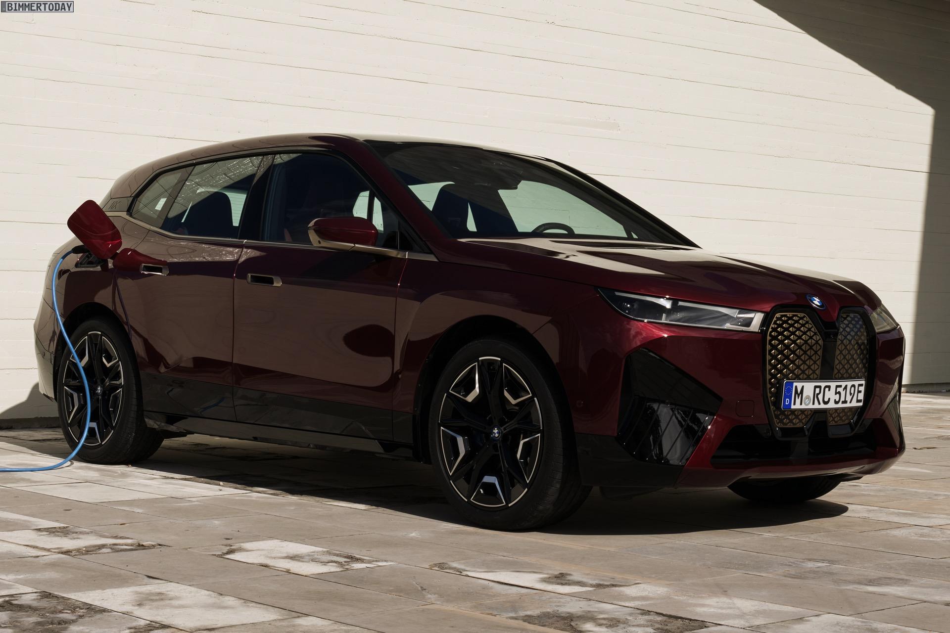 BMW iX 2021: So geht das Elektro-SUV iNext in Serie