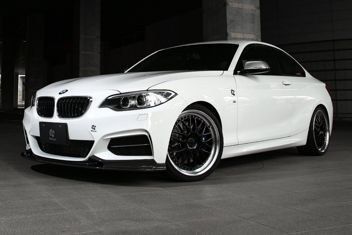 3d design bmw m235i tuning aus japan f r das bmw 2er. Black Bedroom Furniture Sets. Home Design Ideas