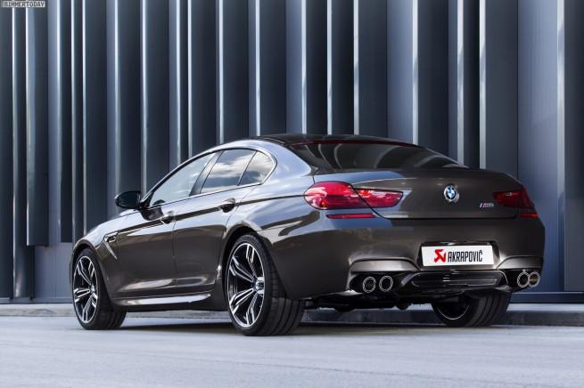 Akrapovic-BMW-M6-Gran-Coupe-Tuning-Titan-Abgasanlage-Evolution-Line-Carbon-2