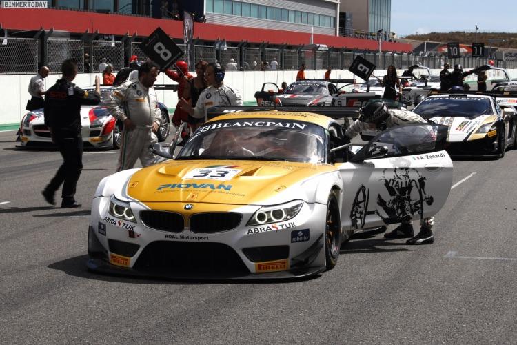 Alex-Zanardi-BMW-Z4-GT3-Gold-Lackierung-Blancpain-Euro-Series-Portimao-17