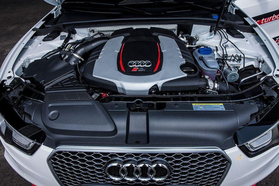 Audi Rs5 Tdi Triturbo Diesel Mit 385 Ps Und 750 Nm