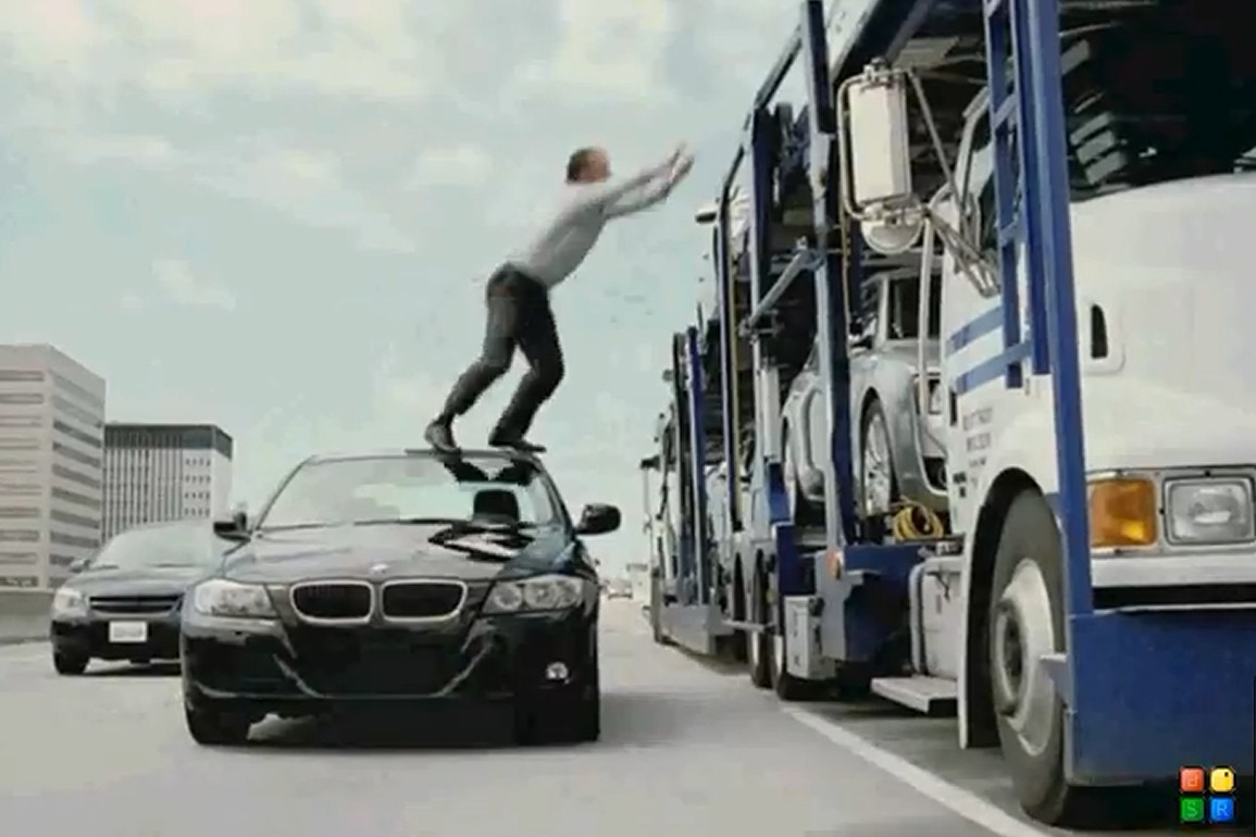 Werbe Zweikampf Geht Weiter Neue Audi Werbung Stichelt