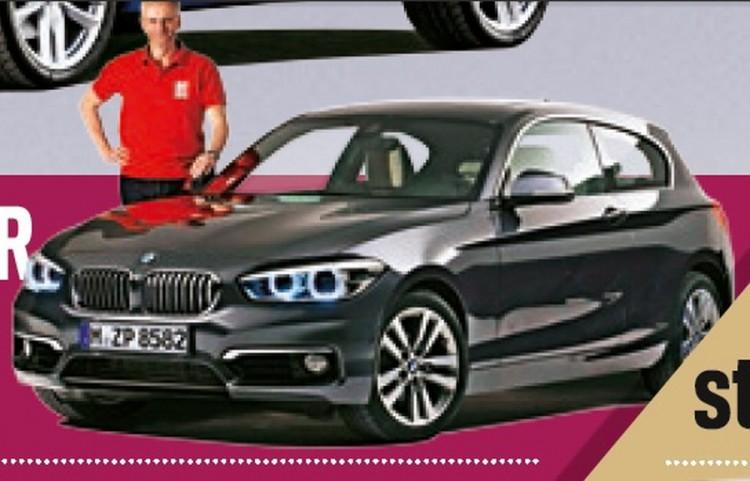 BMW-1er-2015-Facelift-Leak-AutoBild-Cover