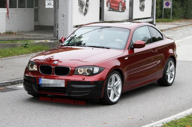 BMW-1er-Coupé-E82-LCI-Spyshot
