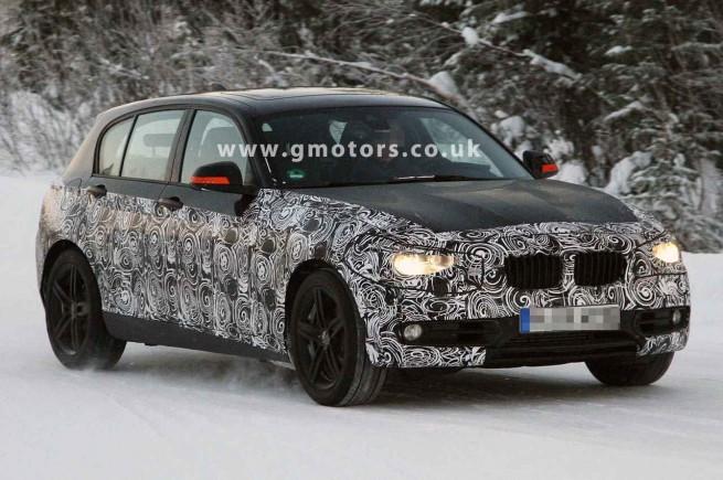 BMW-1er-F20-Spyshots-Schwarz