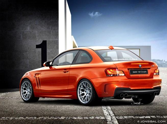 BMW-1er-M-Coupé-E82-Heck-Rendering-Jonsibal