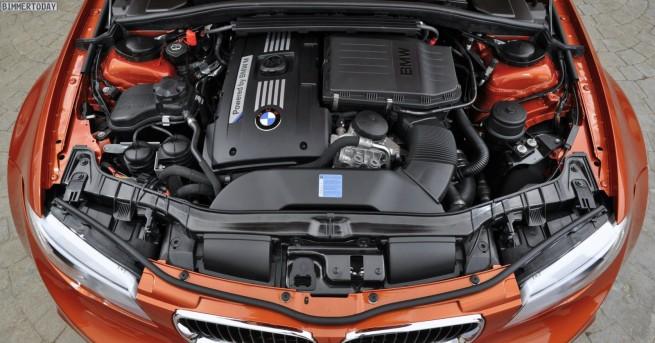 BMW-1er-M-Coupé-E82-Motor-N54