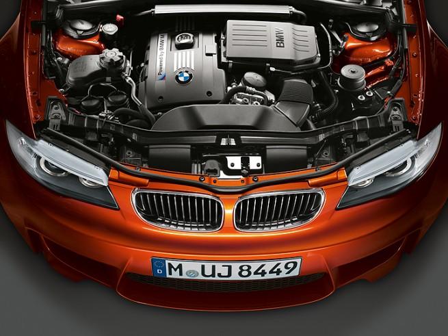 BMW-1er-M-Coupé-Motorraum