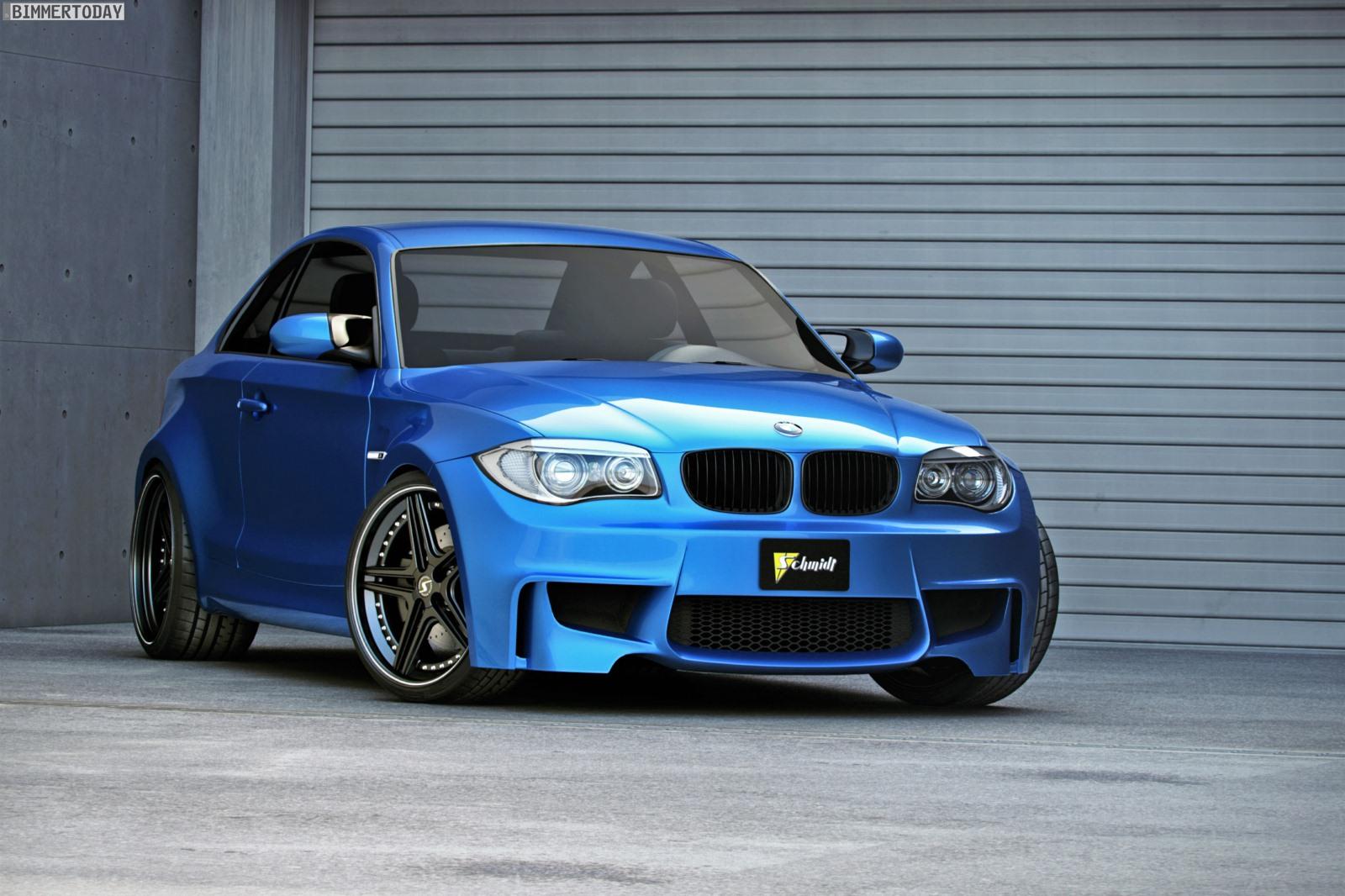 BMW 1er M E82 Tuning Programm Von BEST Cars And Bikes