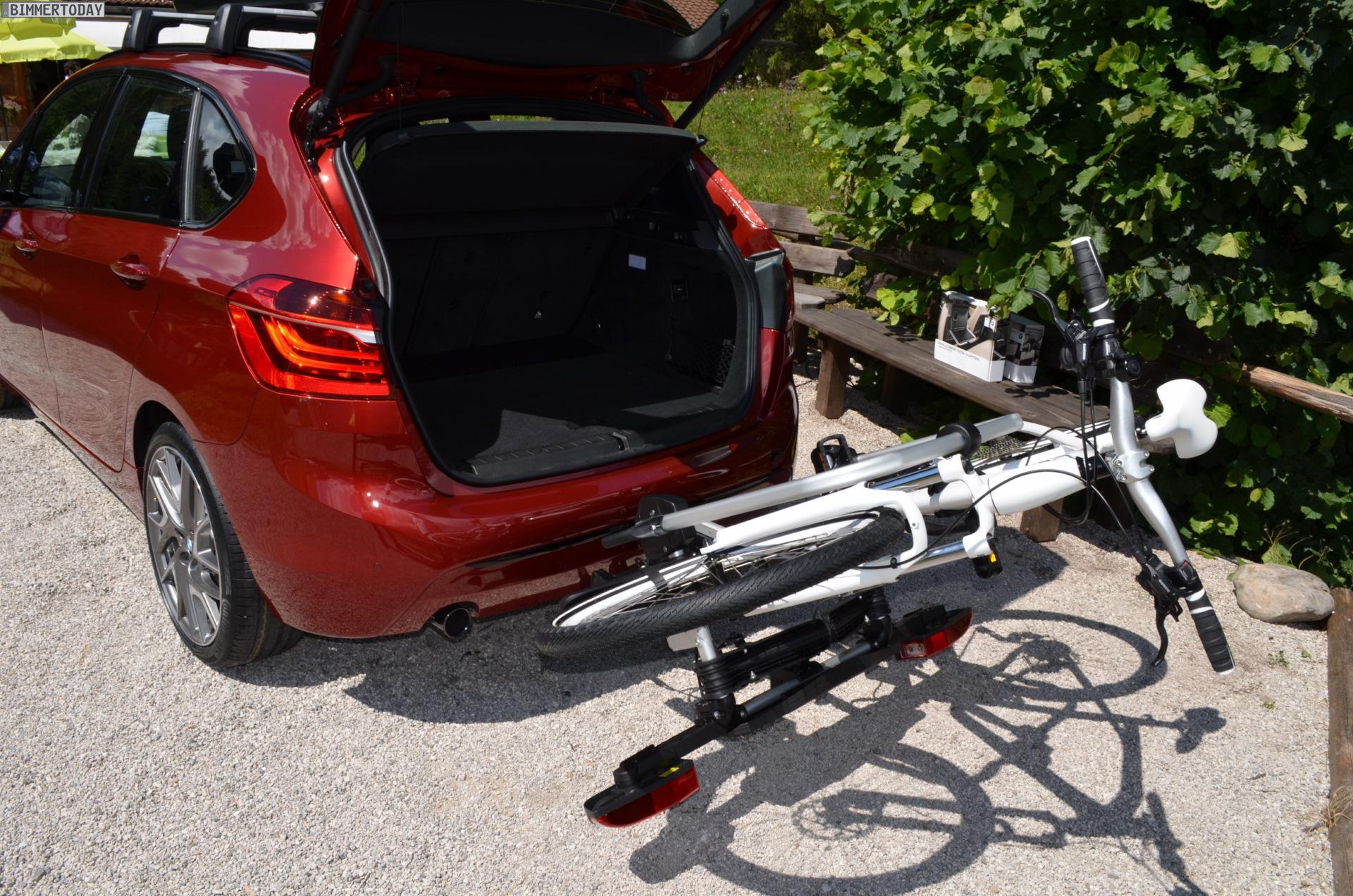 Bmw 2er Active Tourer Zubeh 246 R Von Felgen Bis Fahrrad Tr 228 Ger
