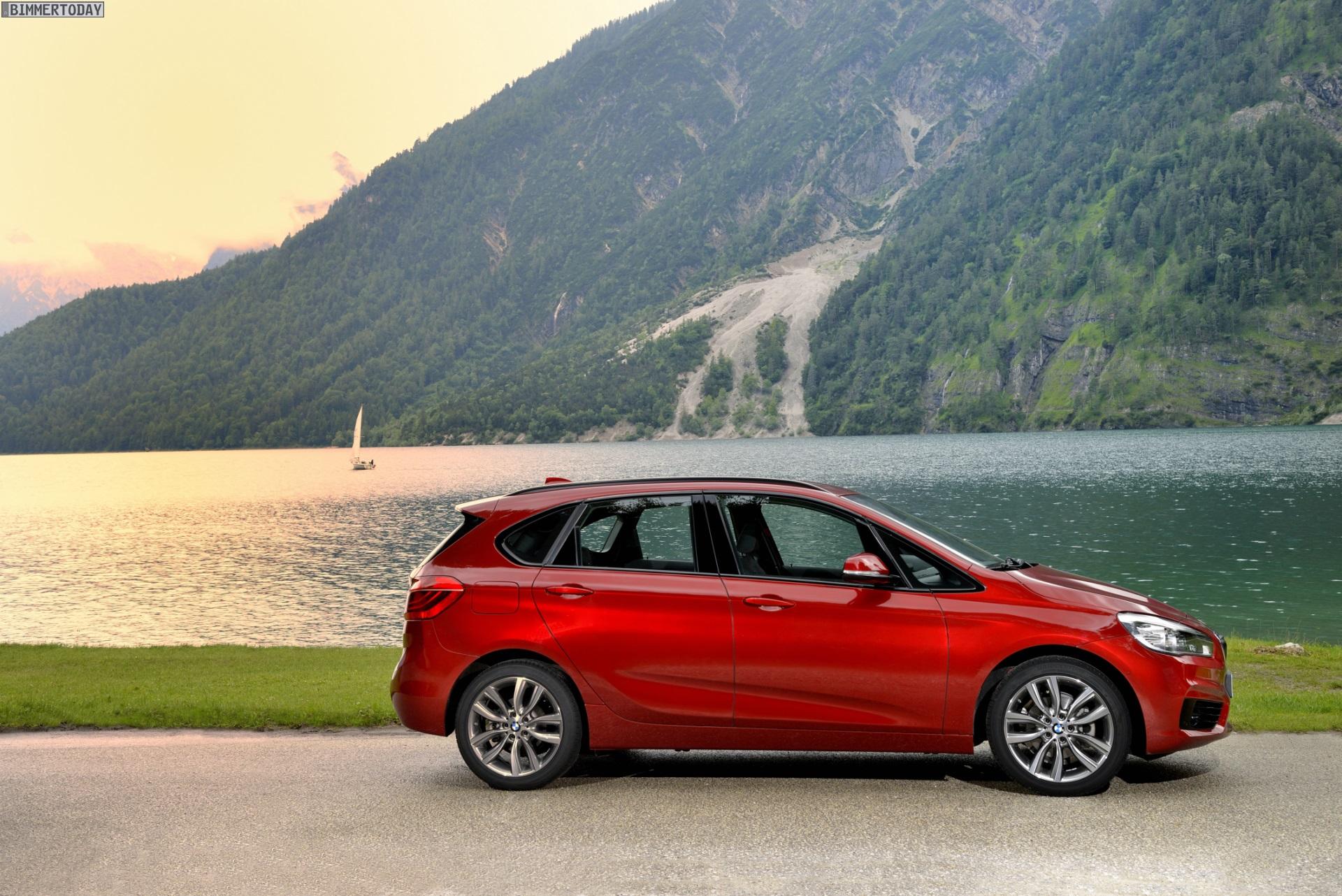 BMW 2er Active Tourer: xDrive für 220d & 225i ab 38.600 Euro